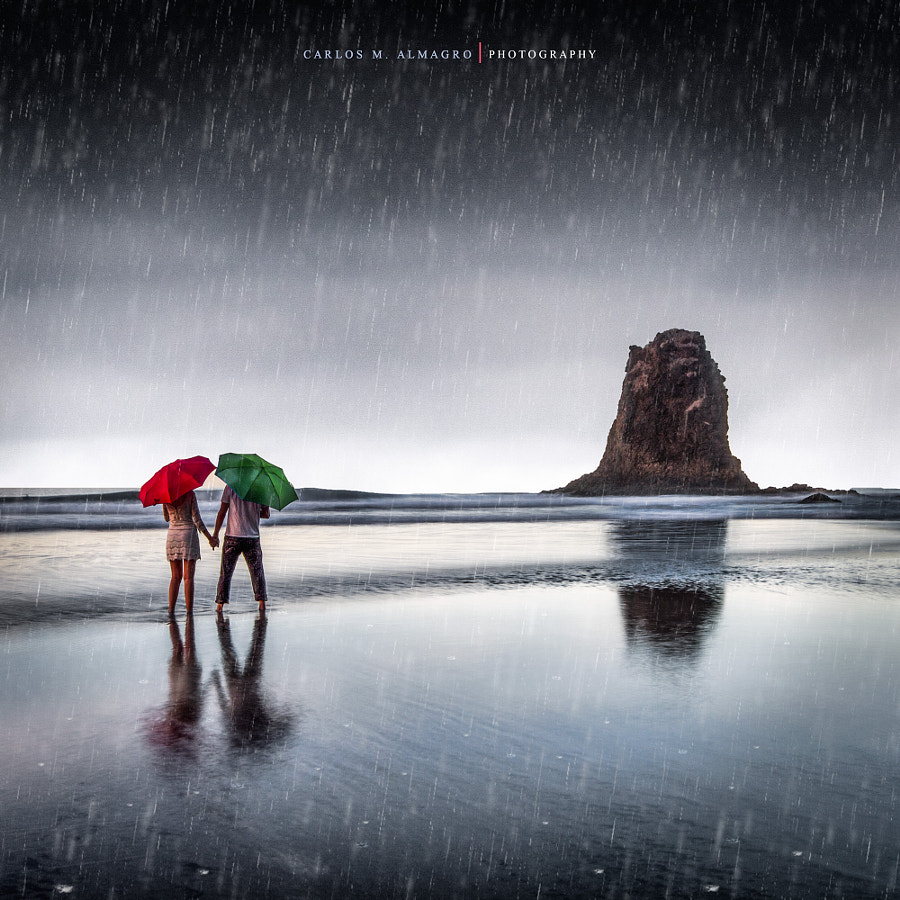 Photograph November rain by Carlos M. Almagro  on 500px