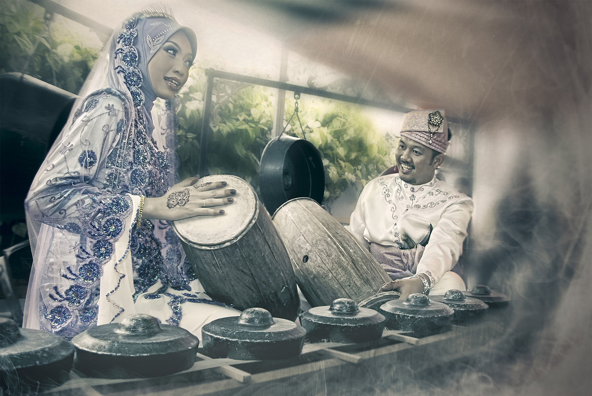 Photograph Sabahan Wedding  by Gansforever Osman on 500px
