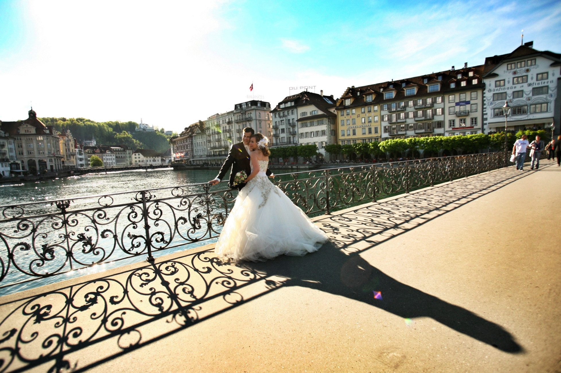 Photograph Weeding in Lucerne by Duc Giang Nguyen on 500px