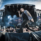 Постер, плакат: Avenged Sevenfold @ Pinkpop