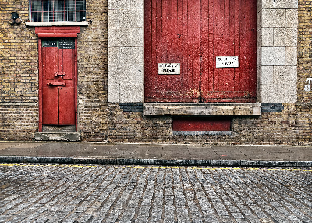 Photograph Doorface by Andrew Deer on 500px