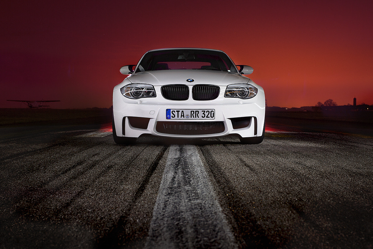 Photograph BMW 1M by Philipp Rupprecht on 500px