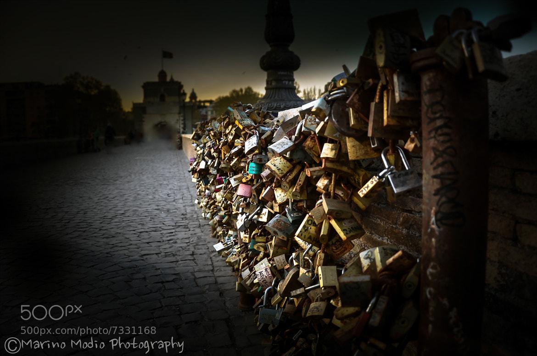 Photograph Ponte Milvio by Marino Modio on 500px