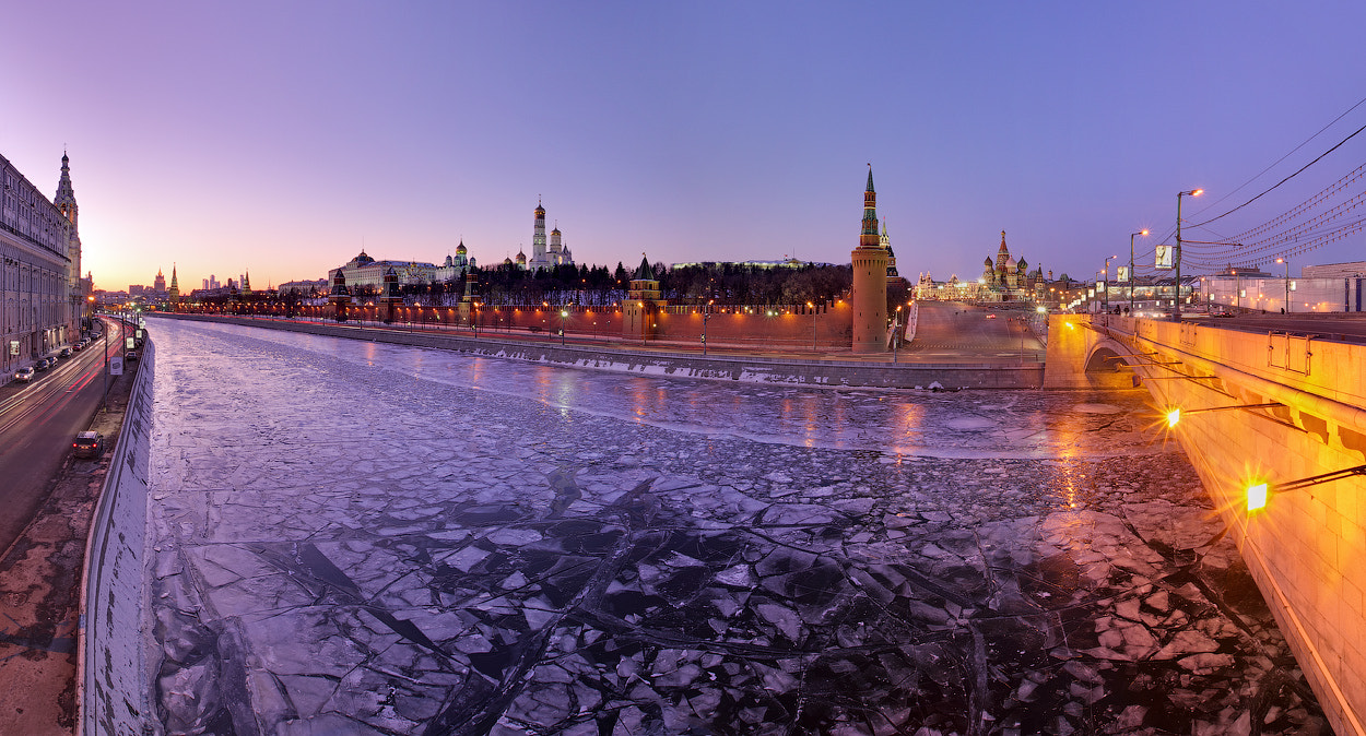 Photograph Kremlin in winter by Denis Sorokin on 500px
