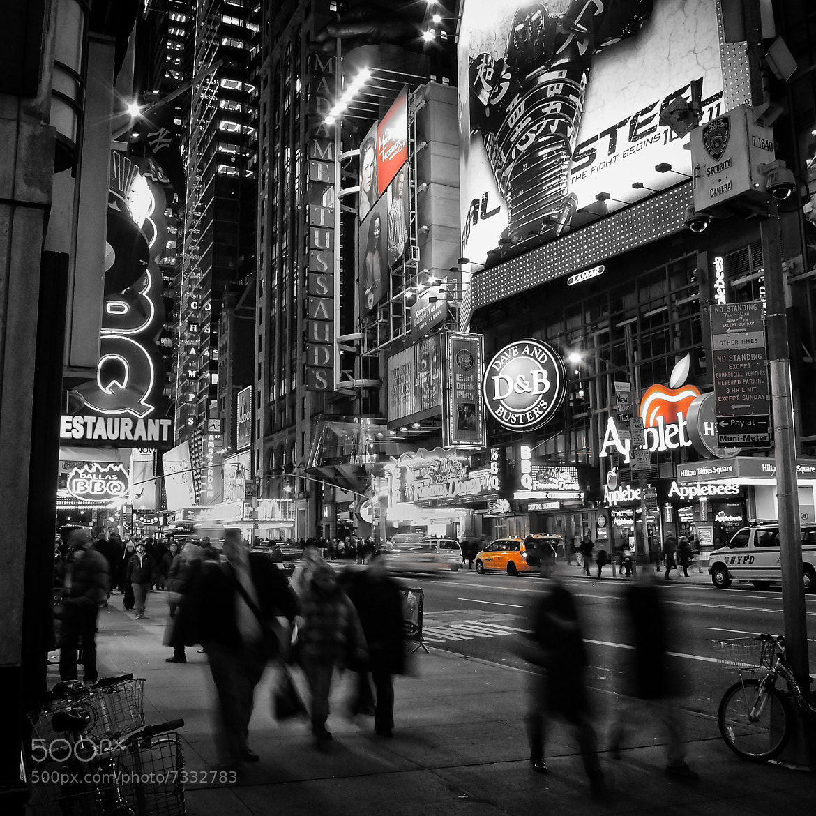 Photograph The Big Apple by Andi Hauser on 500px