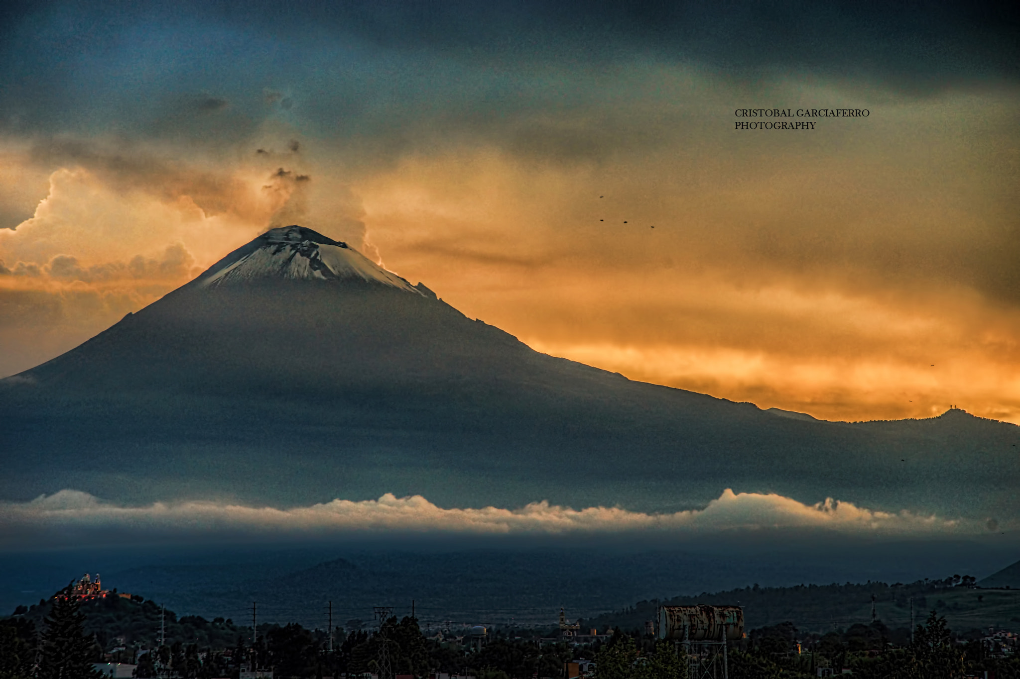 Photograph A very special Sunset by Cristobal Garciaferro Rubio on 500px