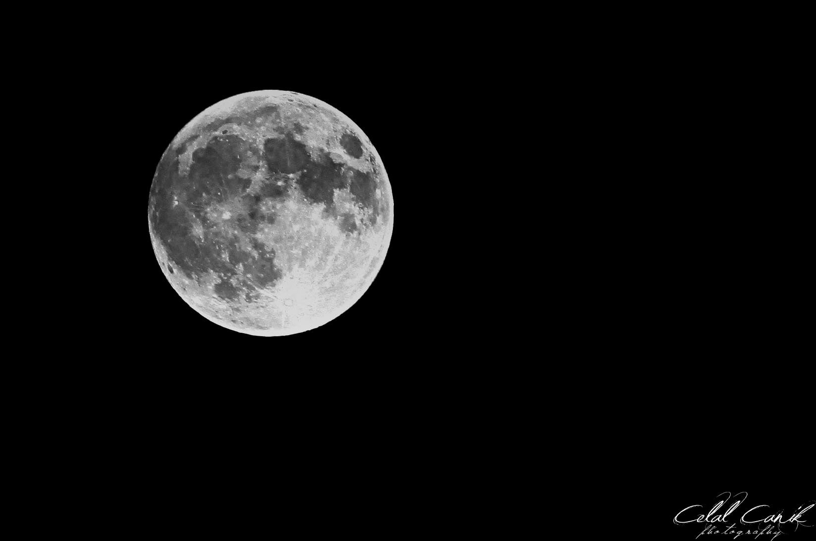 Photograph super moon by Celal Canik on 500px