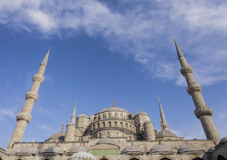 Photograph sultanahmet camii by gökçe nur gedik on 500px