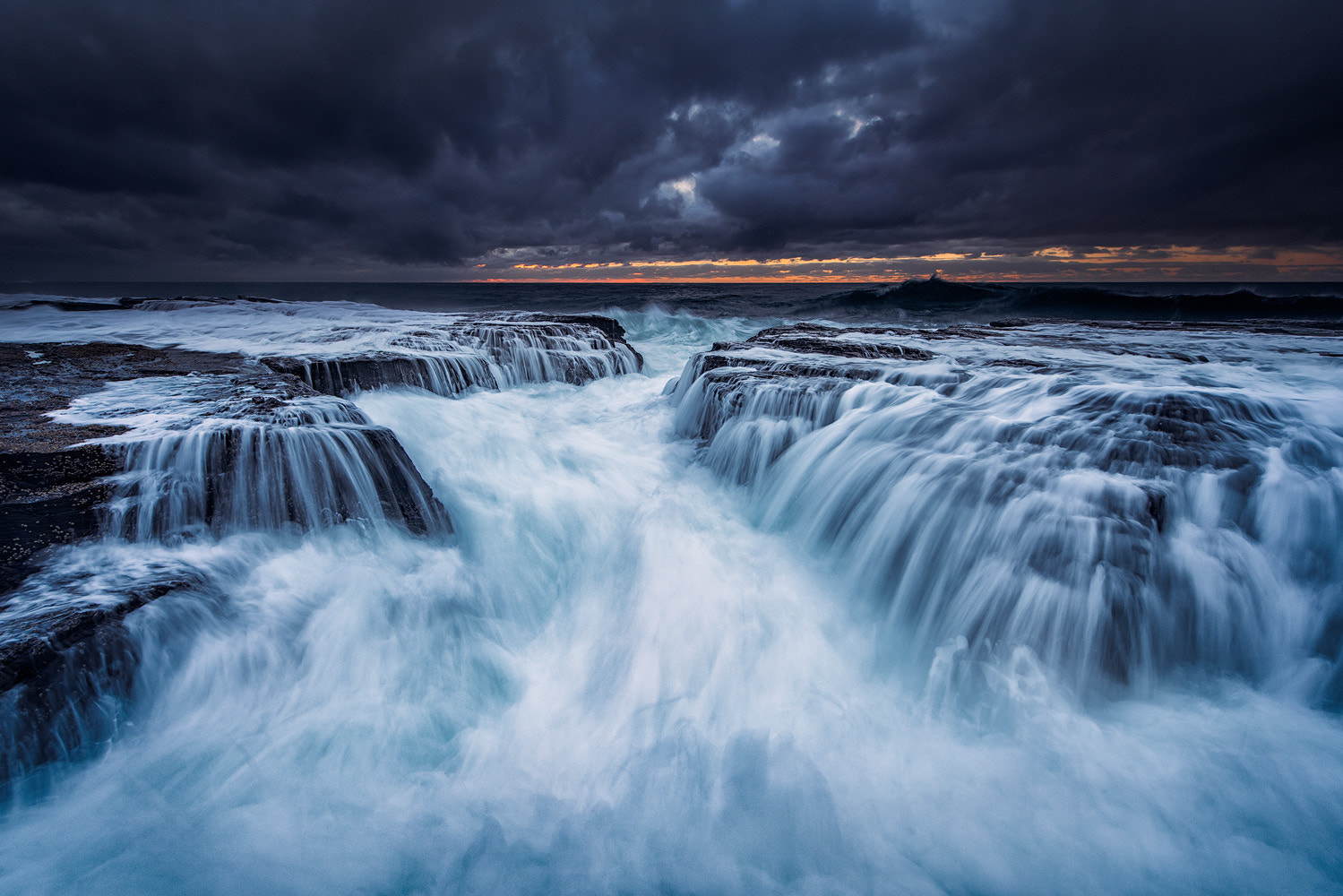 Photograph Angry Ocean by Joshua Zhang on 500px