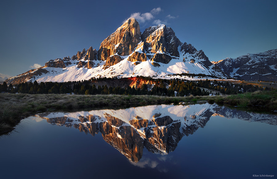 Photograph Morning Mirror by Kilian Schönberger on 500px