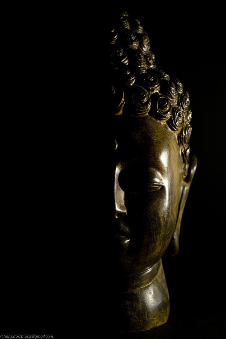 Photograph Buddha by Hans te Dorsthorst on 500px