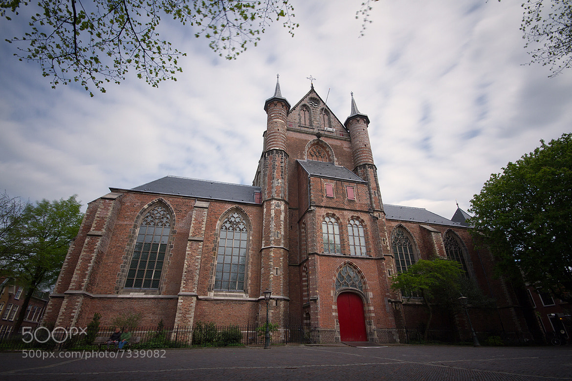 Photograph Pieterschurch Leiden by Wesley Guijt on 500px