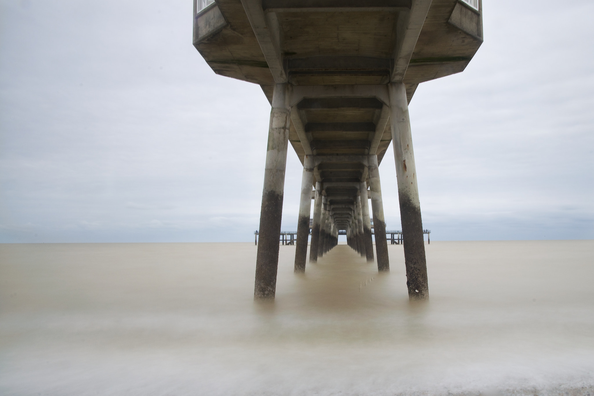 Photograph Deal Pier, Kent 3 by graham mitchell on 500px