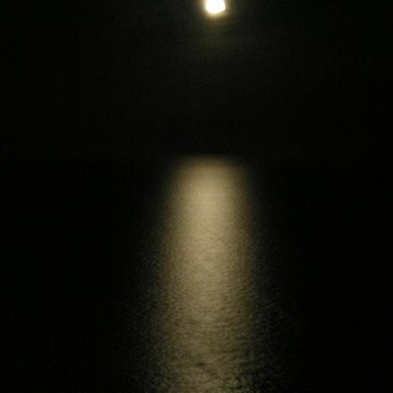 Tortured moon