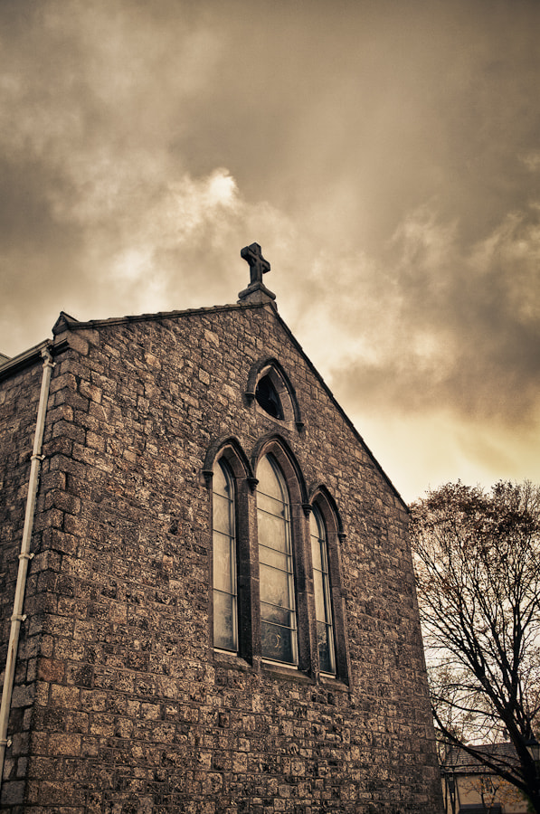 Photograph Old Chapel by Philipp Wedel on 500px