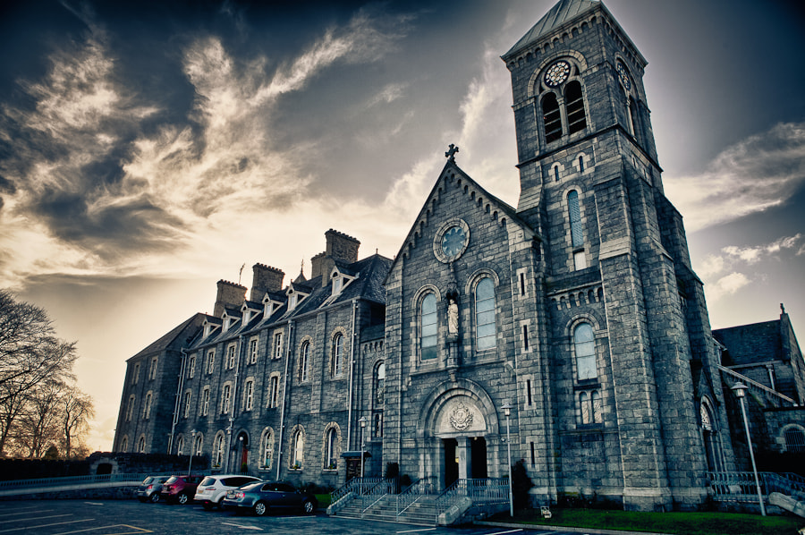 Photograph Church in Ireland by Philipp Wedel on 500px