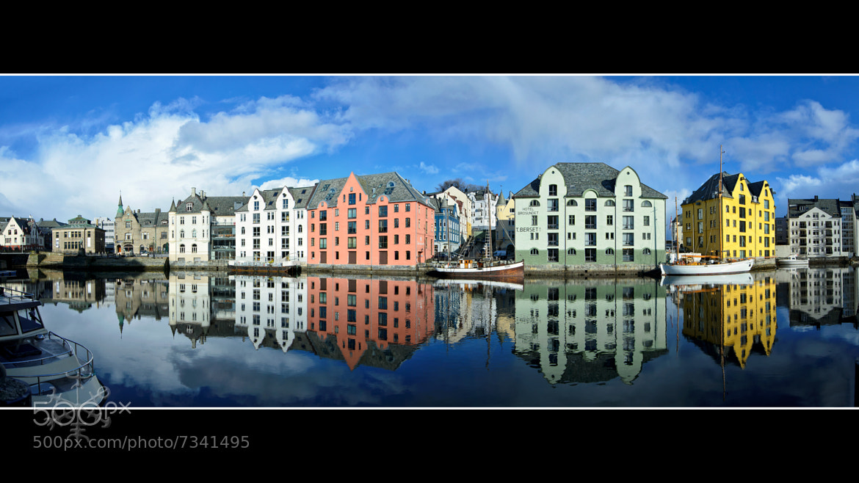 Photograph Ålesund by Stian Rekdal on 500px