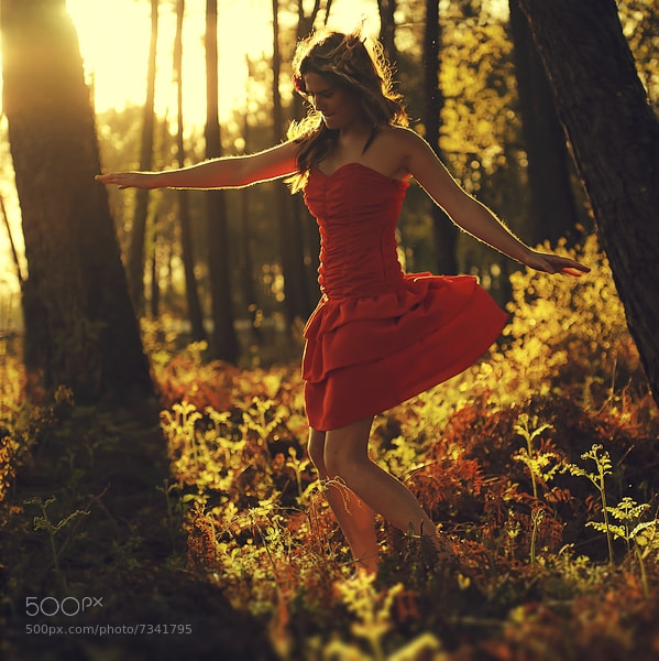 Photograph A Sun Dance #2 by Baptiste Sibé on 500px