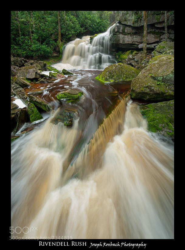 Photograph Rivendell Rush by Joseph Rossbach on 500px