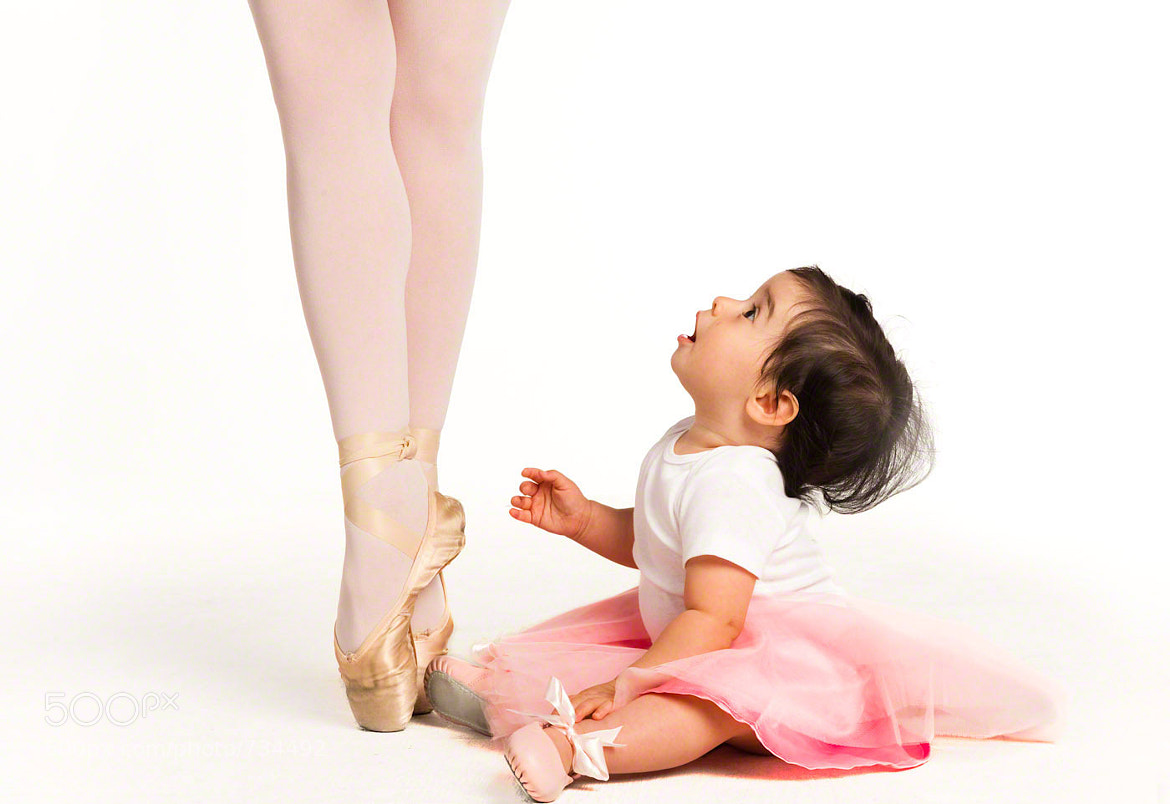 Photograph Mommy and Me Ballet by RC Concepcion on 500px