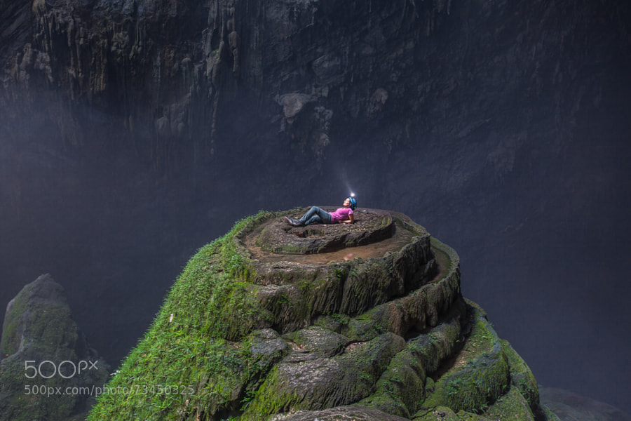 Photograph Hang Son Doong skyhole by john spies on 500px