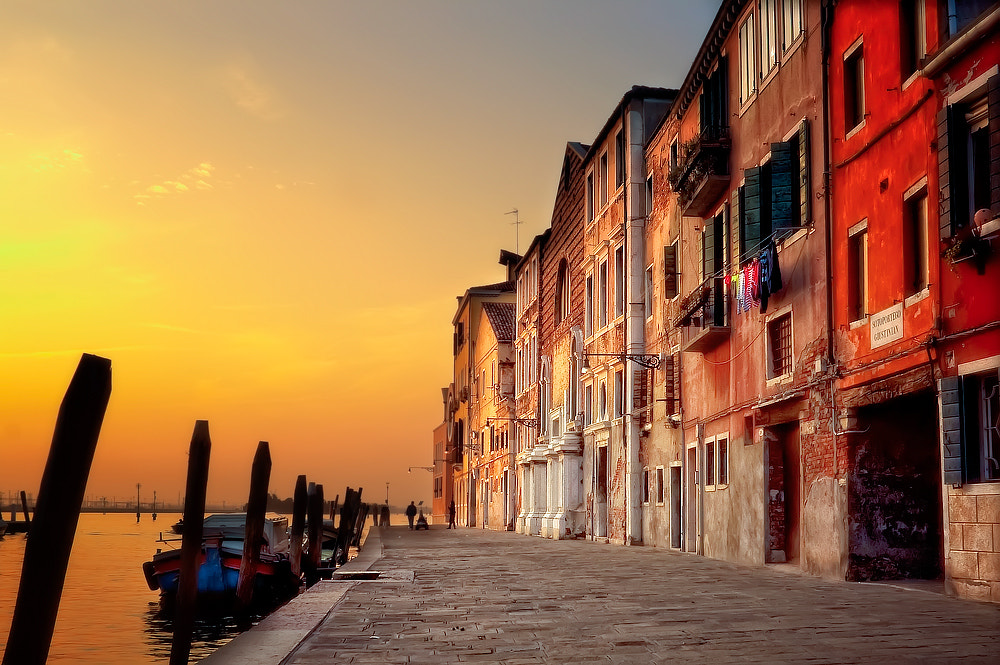 Photograph Venetian Sunset by Neil Cherry on 500px