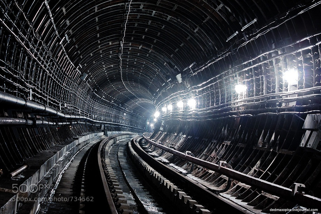 Photograph subway by Vadim Makhorov on 500px