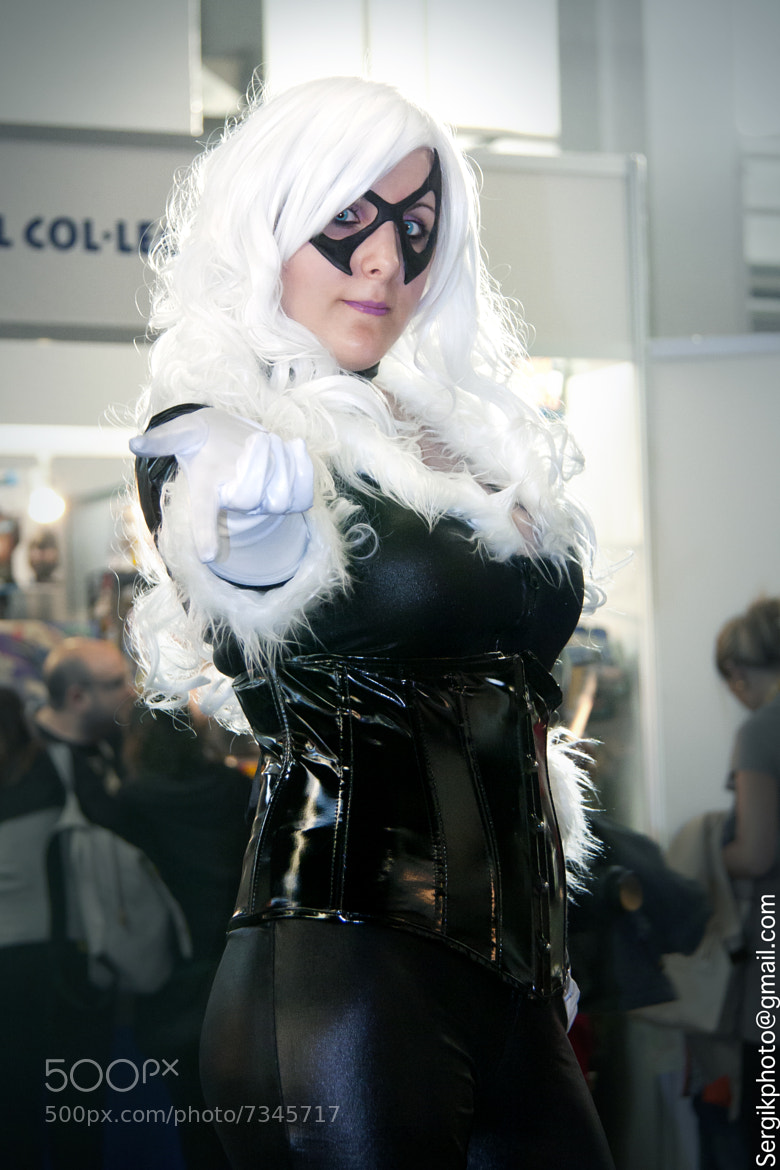 Photograph Cosplay Felicia Hardy (Black Cat) by SergiK Photo on 500px