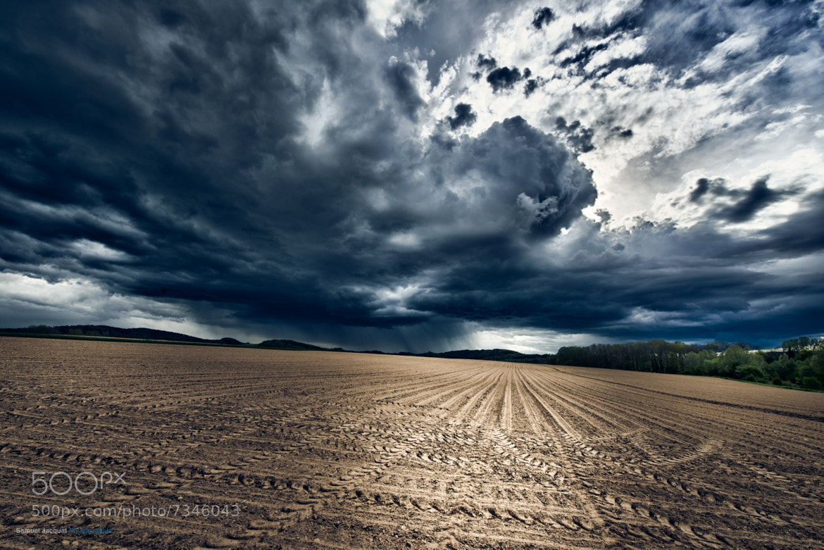 Photograph Orage by Samuel Jacquat on 500px