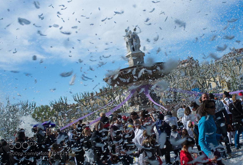 Photograph Aix Carnival by Nicolas ZePouët on 500px
