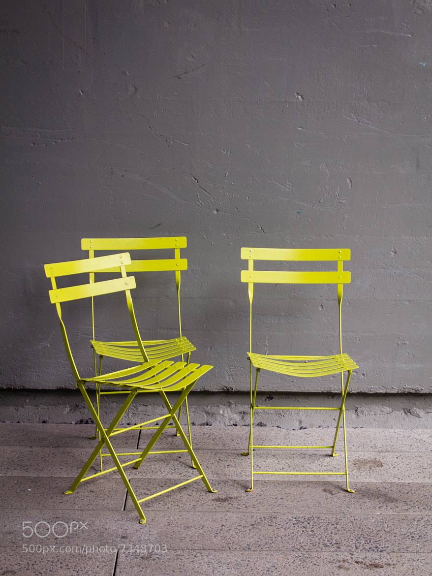 Photograph Chairs in a Group by Stuart Greenberg on 500px