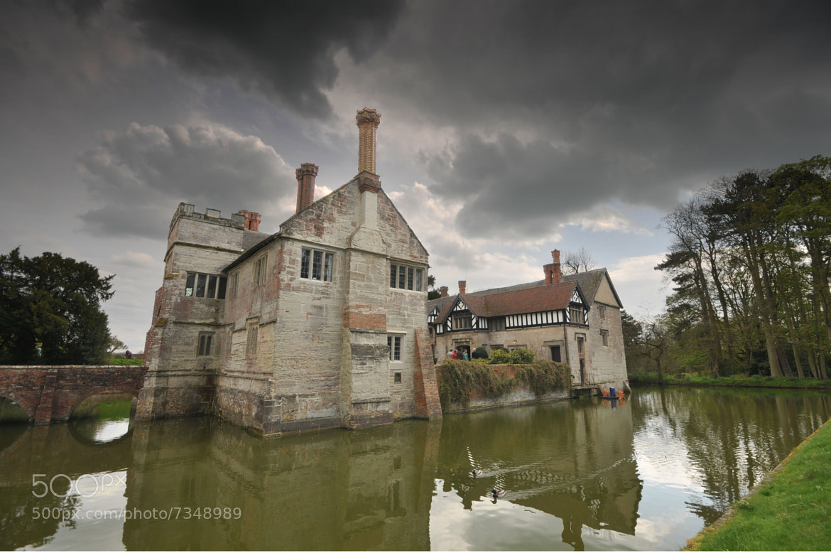 Photograph Baddesley Clinton  by Elliott  Gill on 500px
