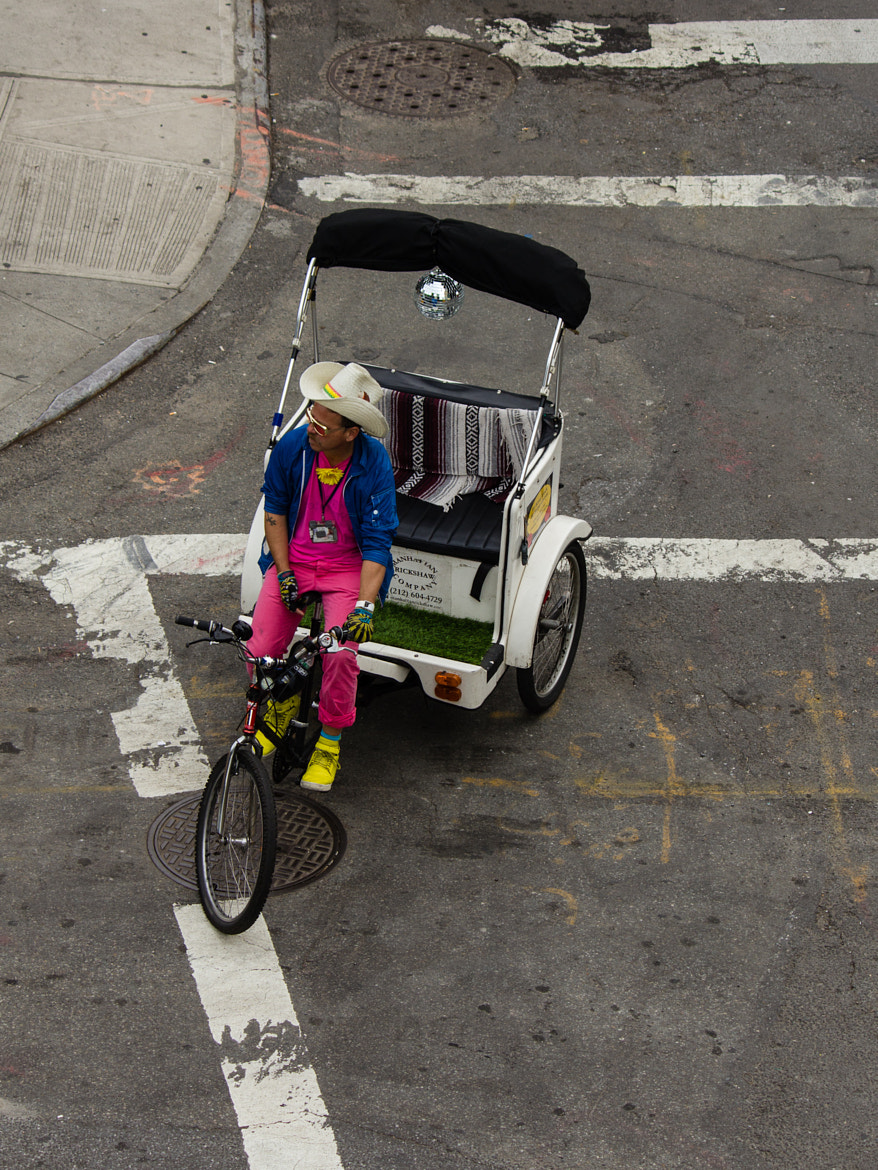 Photograph Pedicab by Stuart Greenberg on 500px