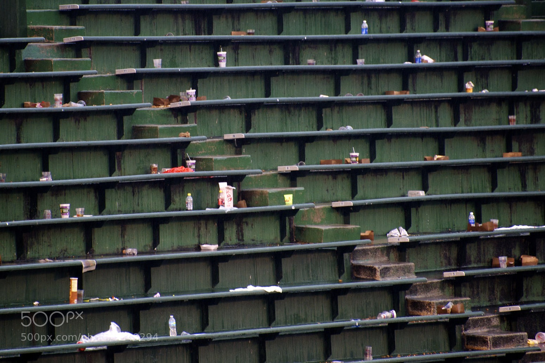 Photograph spectators' sport by Martin B on 500px