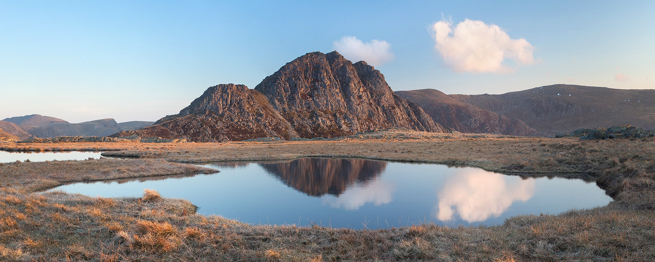 Photograph Reflections of Tryfan by Alex Nail on 500px