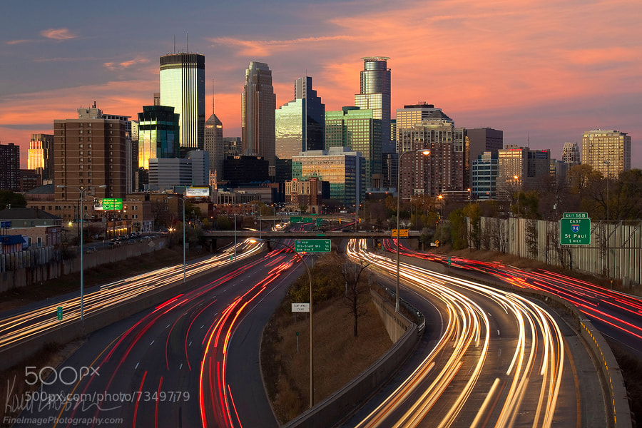 Photograph Bustling Metropolis by Kory Lidstrom on 500px