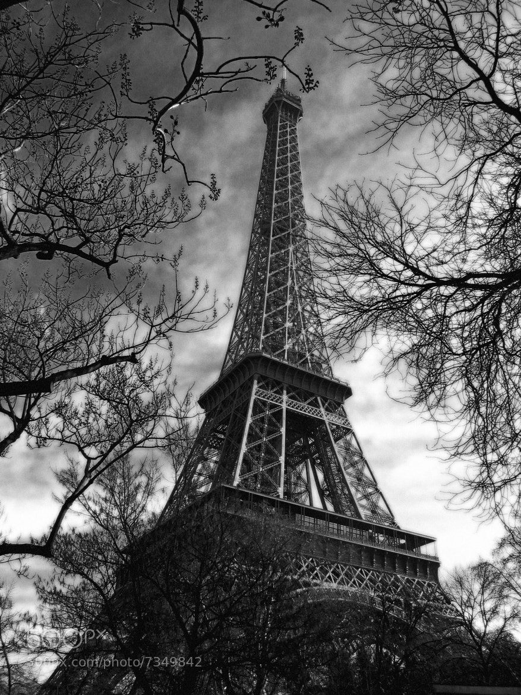 Photograph Tour Eiffel by Kristin Segbefia on 500px