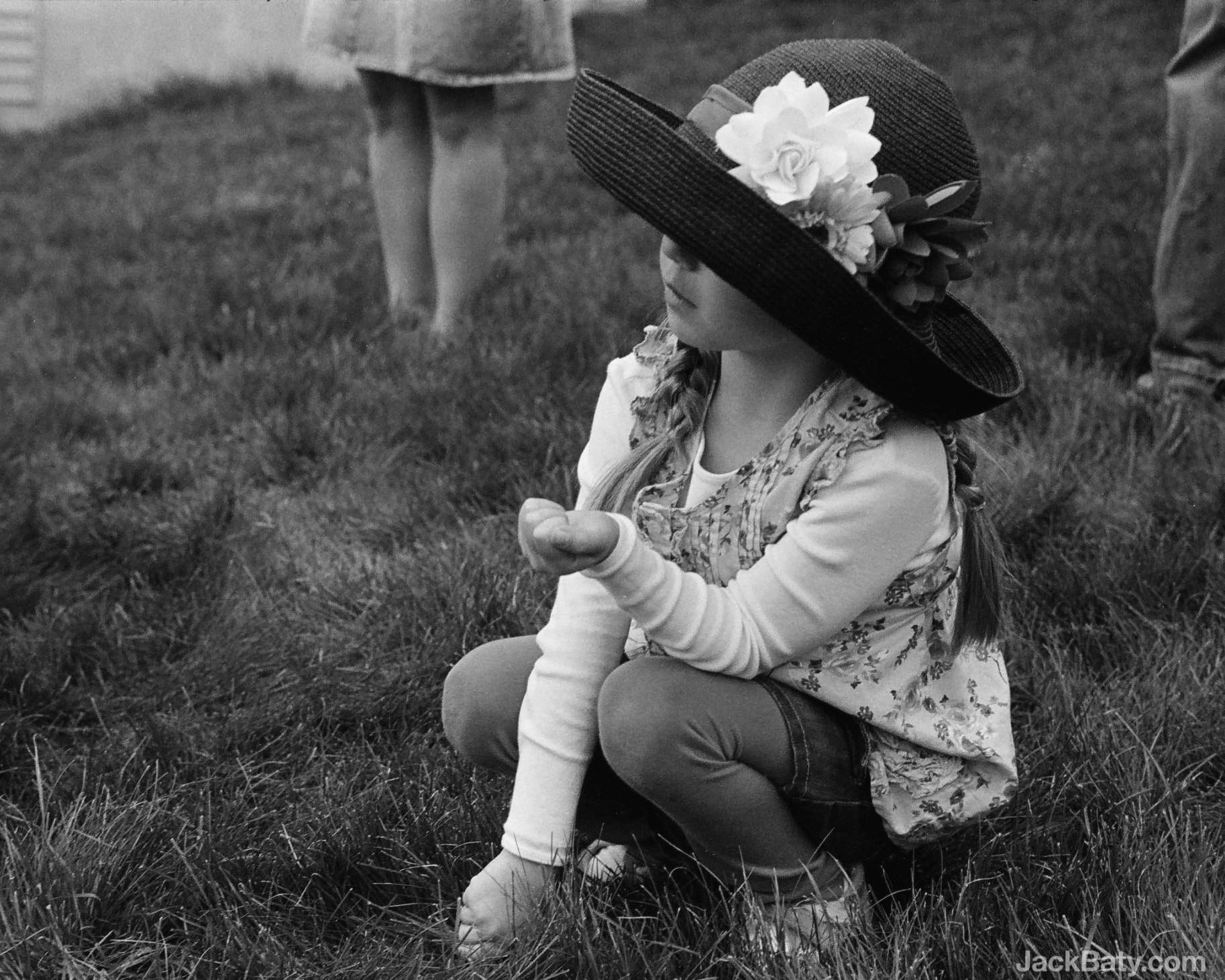 Photograph Girl in hat by Jack Baty on 500px