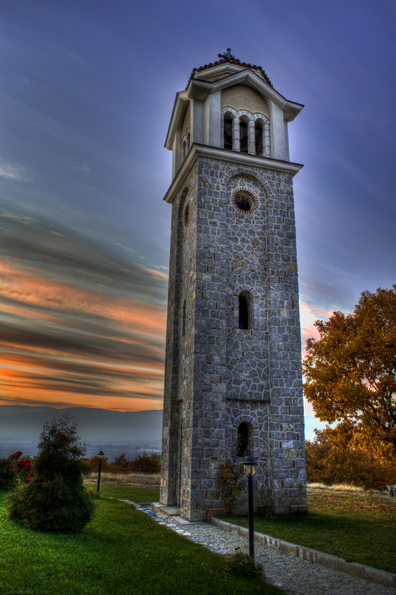 Photograph BELL TOWER st. Petar and Pavle by Dejan Angelovski on 500px