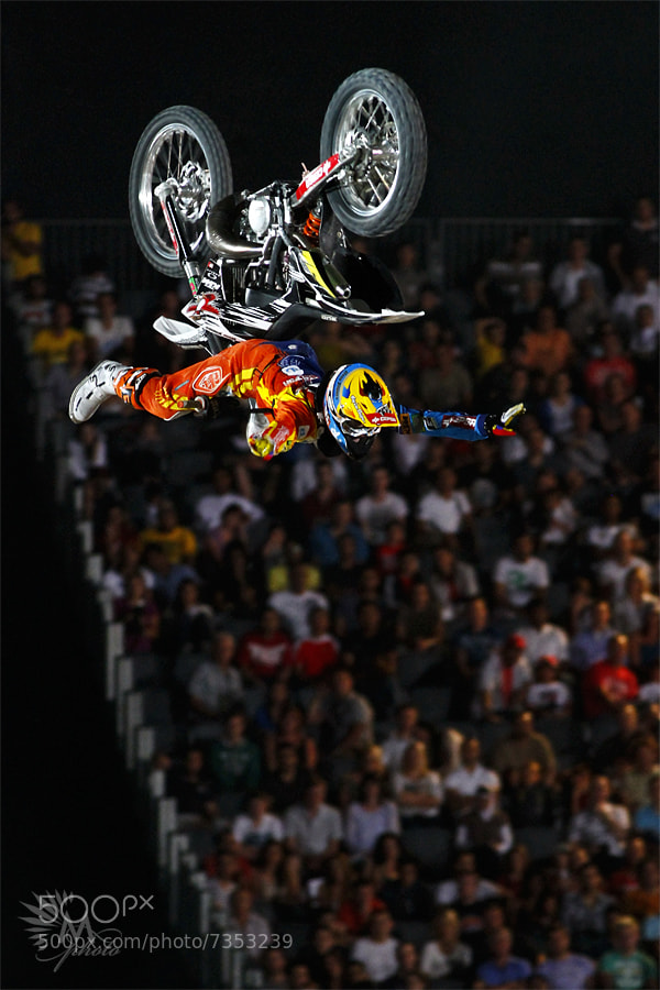 Photograph X-Fighters II by Maitham AlMisry on 500px