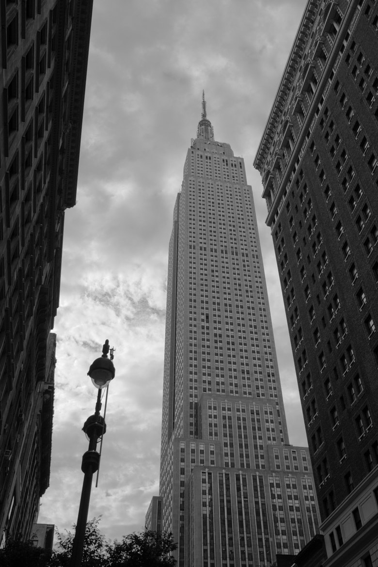 Photograph Foreboding Empire State Building by Derek Gaston on 500px