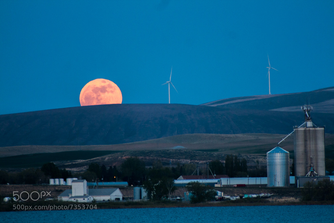 Photograph SuperMoon 2012 by STCPhoto . on 500px