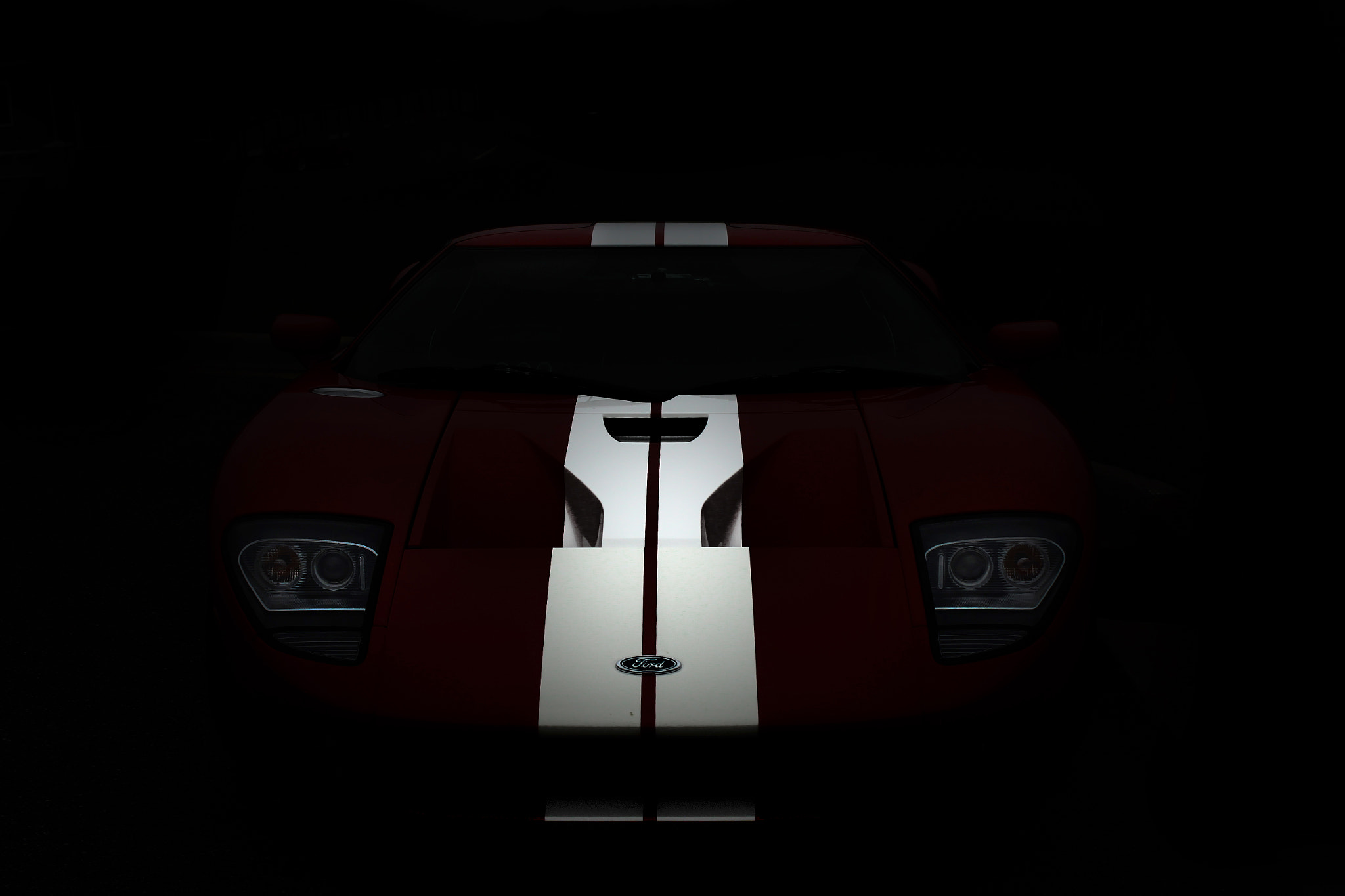 Photograph Ford GT by Joe Totall on 500px