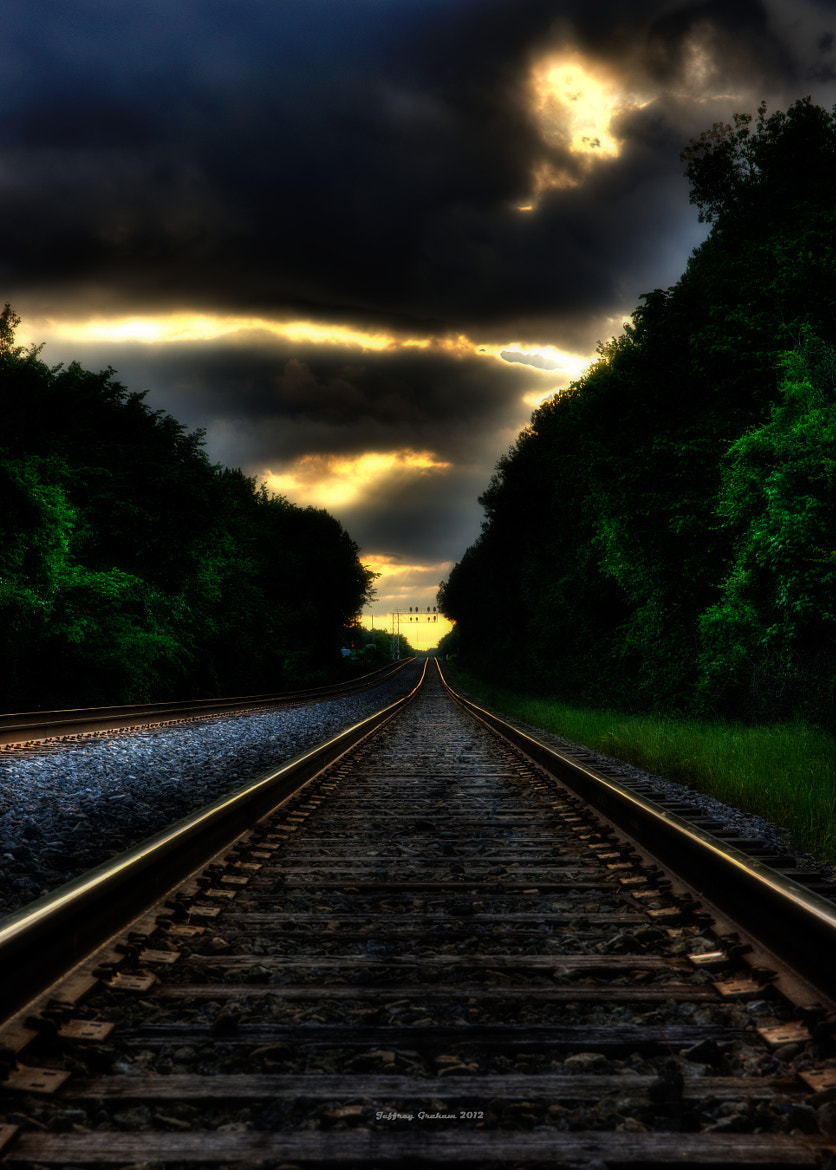 Photograph Tracks by Jeff Graham on 500px