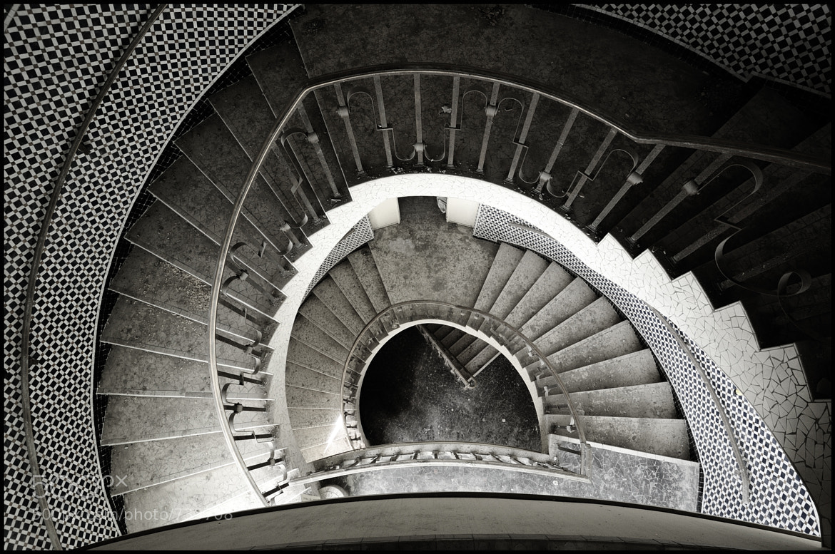 Photograph Stairs by Christophe Regnaud on 500px