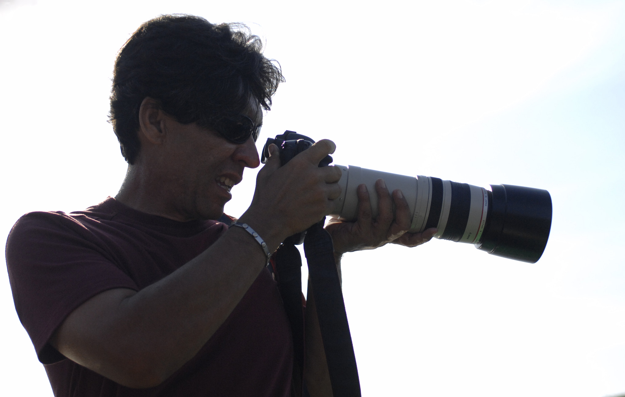 Photograph photographer in action by Josefina Macchia on 500px