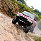 Постер, плакат: Off Road Day