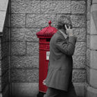 Постер, плакат: The Post Box