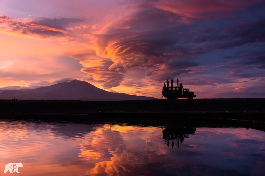 Photograph Kamchatka Sunset by Chris  Burkard on 500px