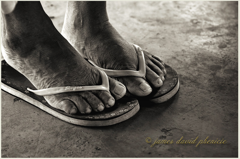 Photograph Feet by James David Phenicie on 500px